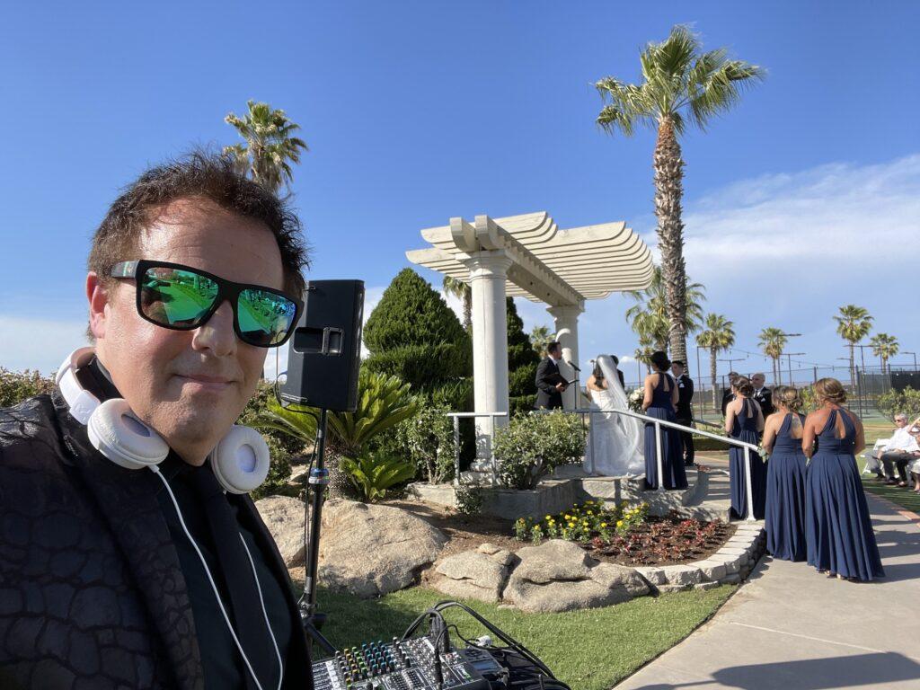 CSP Worldwide: Outdoor Wedding in Fresno, California